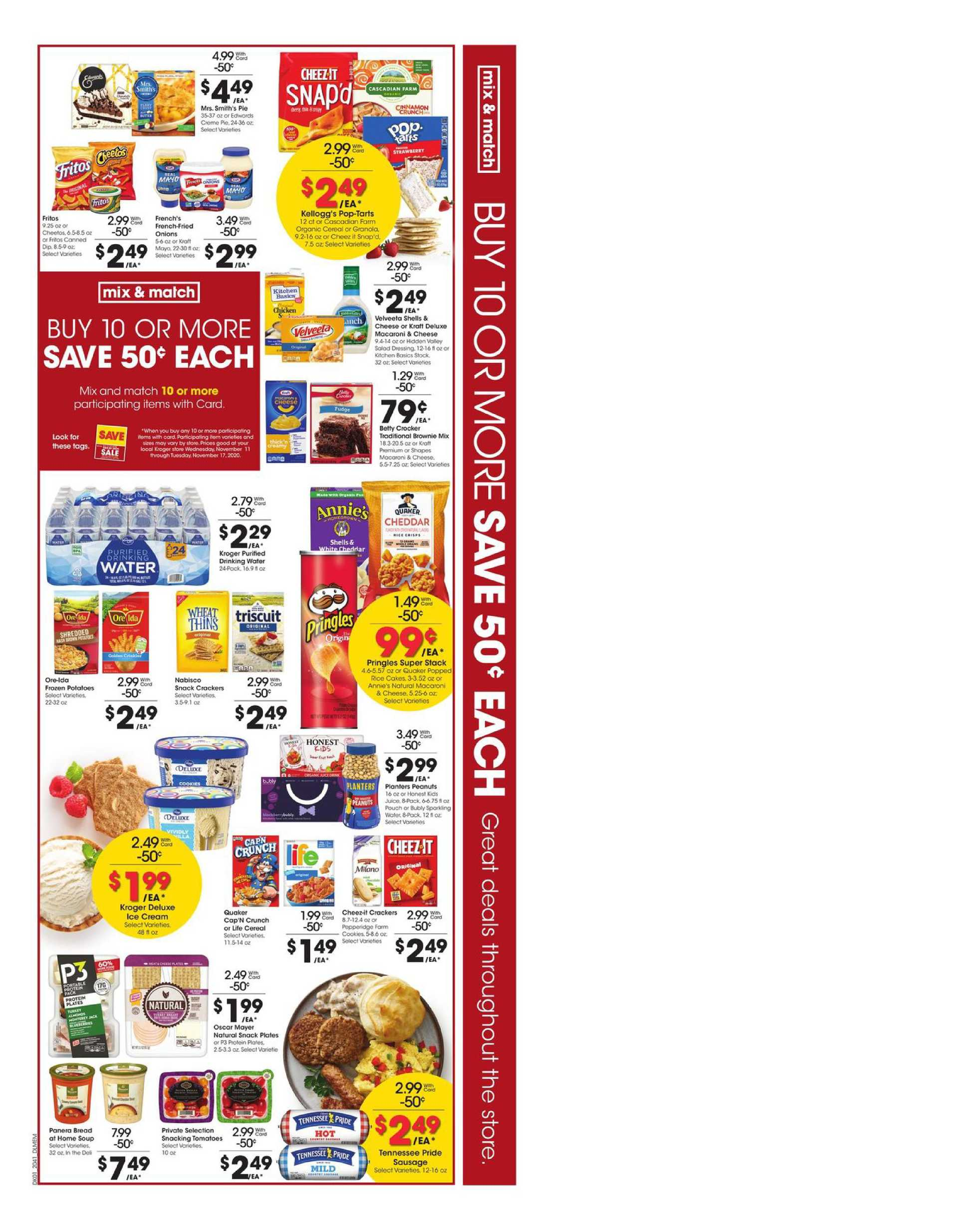 Kroger - deals are valid from 11/11/20 to 11/17/20 - page 2.