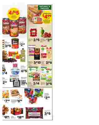 Kroger - deals are valid from 11/11/20 to 11/17/20 - page 6.