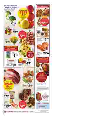 Kroger - deals are valid from 11/11/20 to 11/17/20 - page 7.
