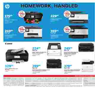 Staples - deals are valid from 08/09/20 to 08/15/20 - page 5.