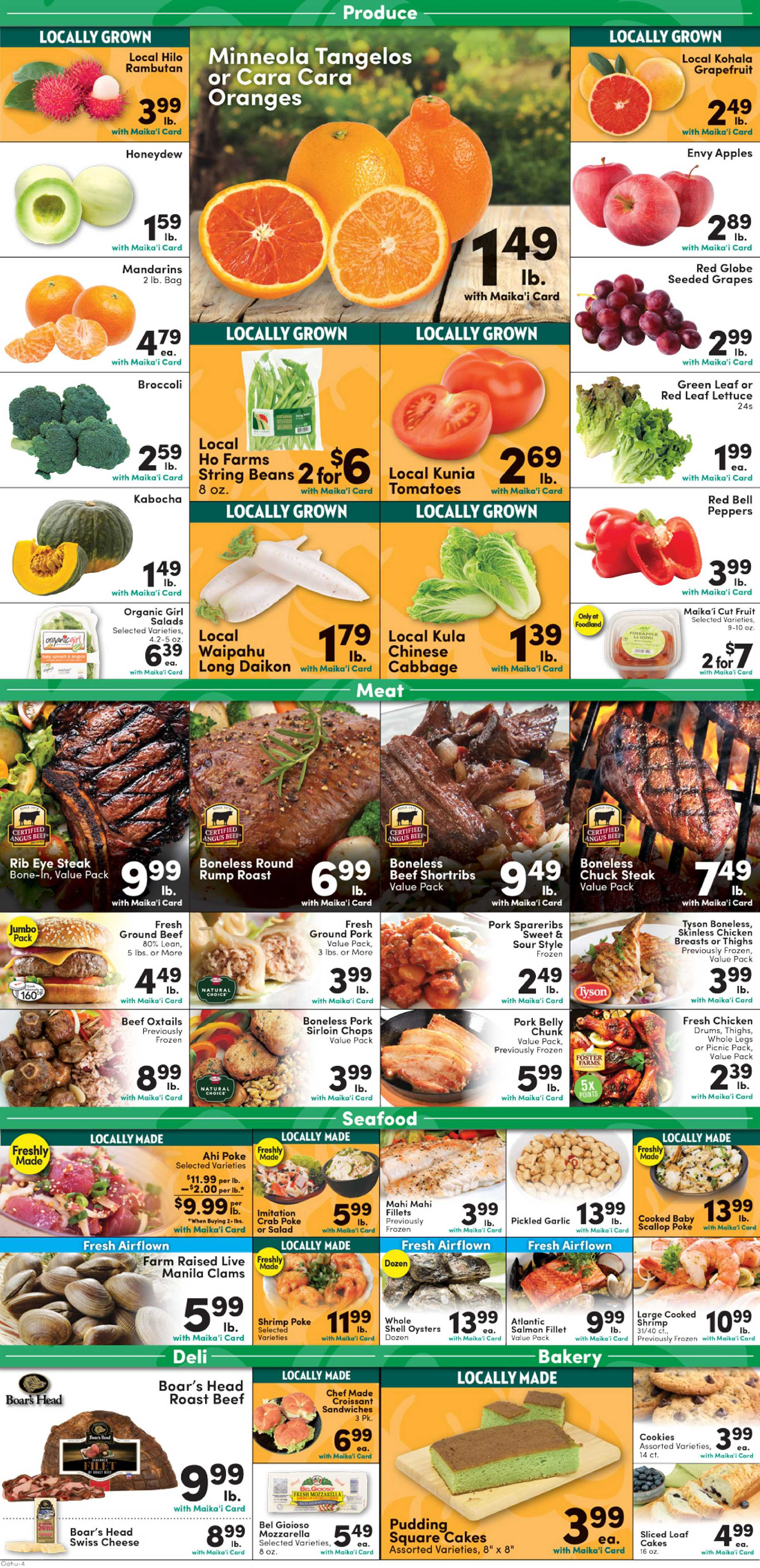 Foodland - promo starting from 02/19/20 to 02/25/20 - page 4.