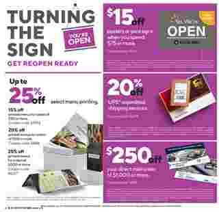 Staples - deals are valid from 08/30/20 to 09/05/20 - page 21.