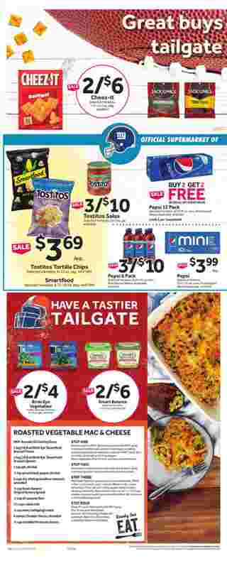 Stop & Shop - deals are valid from 09/11/20 to 09/17/20 - page 5.