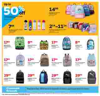 Staples - deals are valid from 08/30/20 to 09/05/20 - page 15.