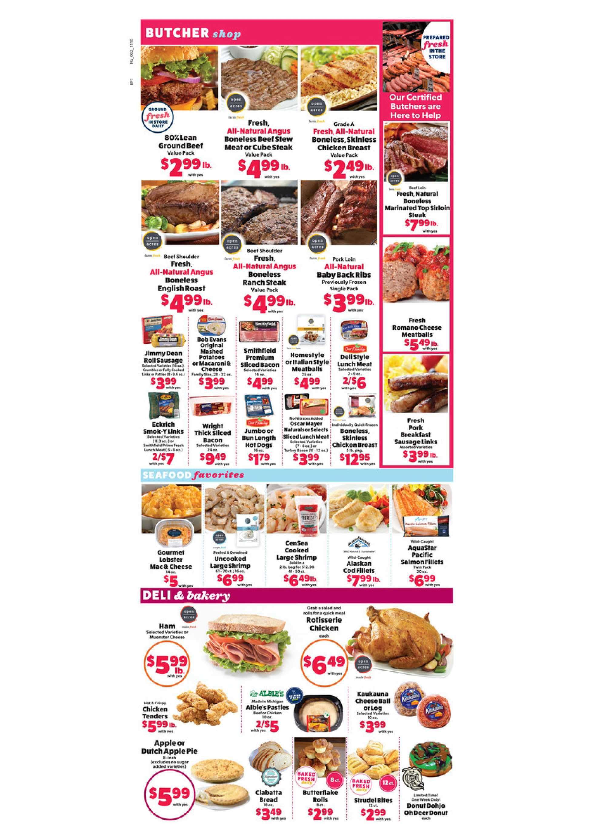 Family Fare - deals are valid from 11/10/19 to 11/16/19 - page 4.