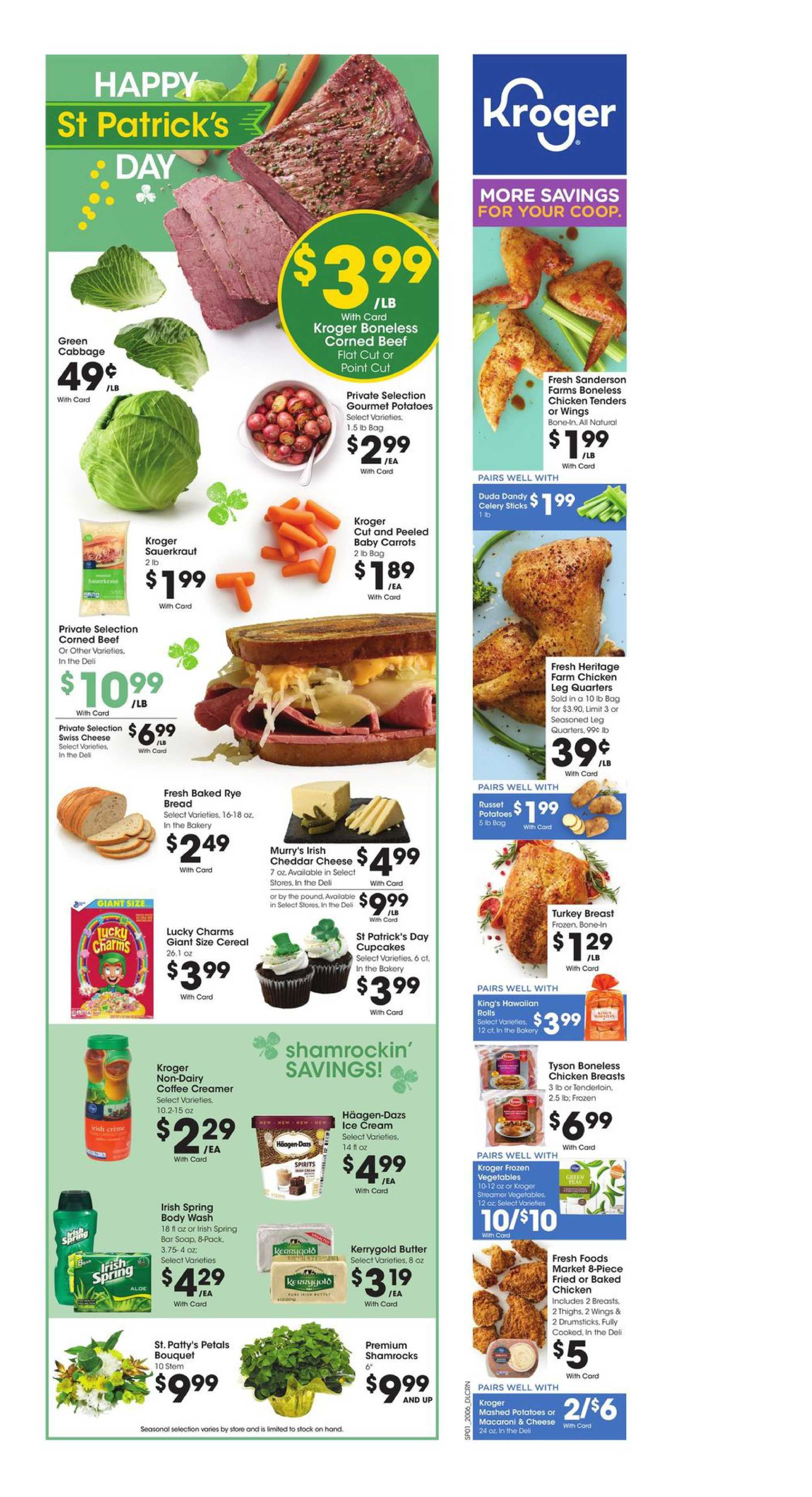 Kroger - deals are valid from 03/11/20 to 03/17/20 - page 2.