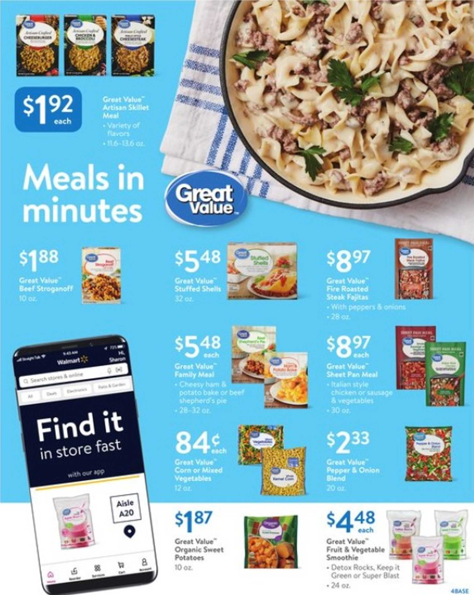 Walmart - deals are valid from 06/09/19 to 06/27/19 - page 3.