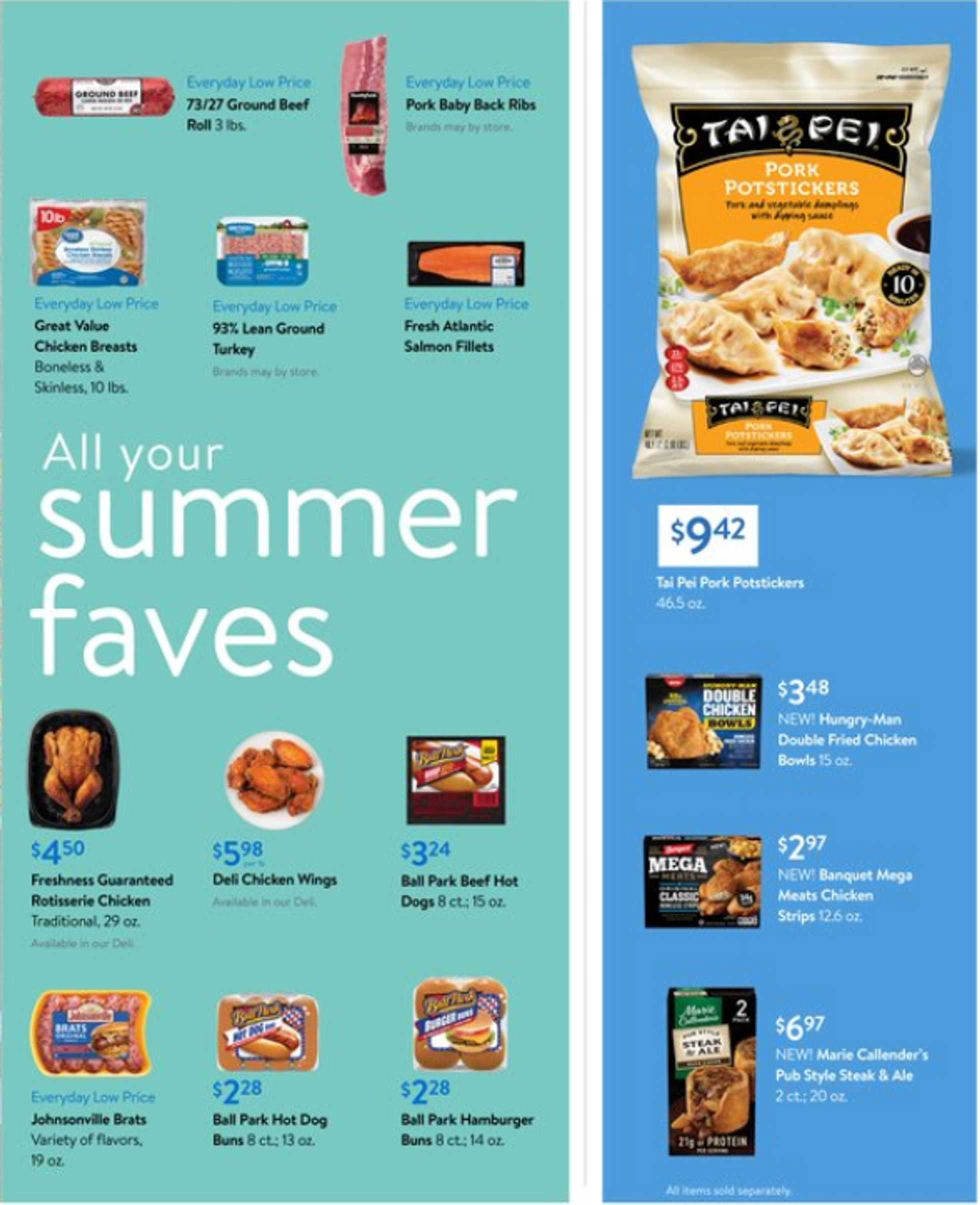 Walmart - deals are valid from 07/29/20 to 09/01/20 - page 3.