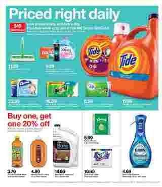 Target - deals are valid from 02/09/20 to 02/15/20 - page 29.