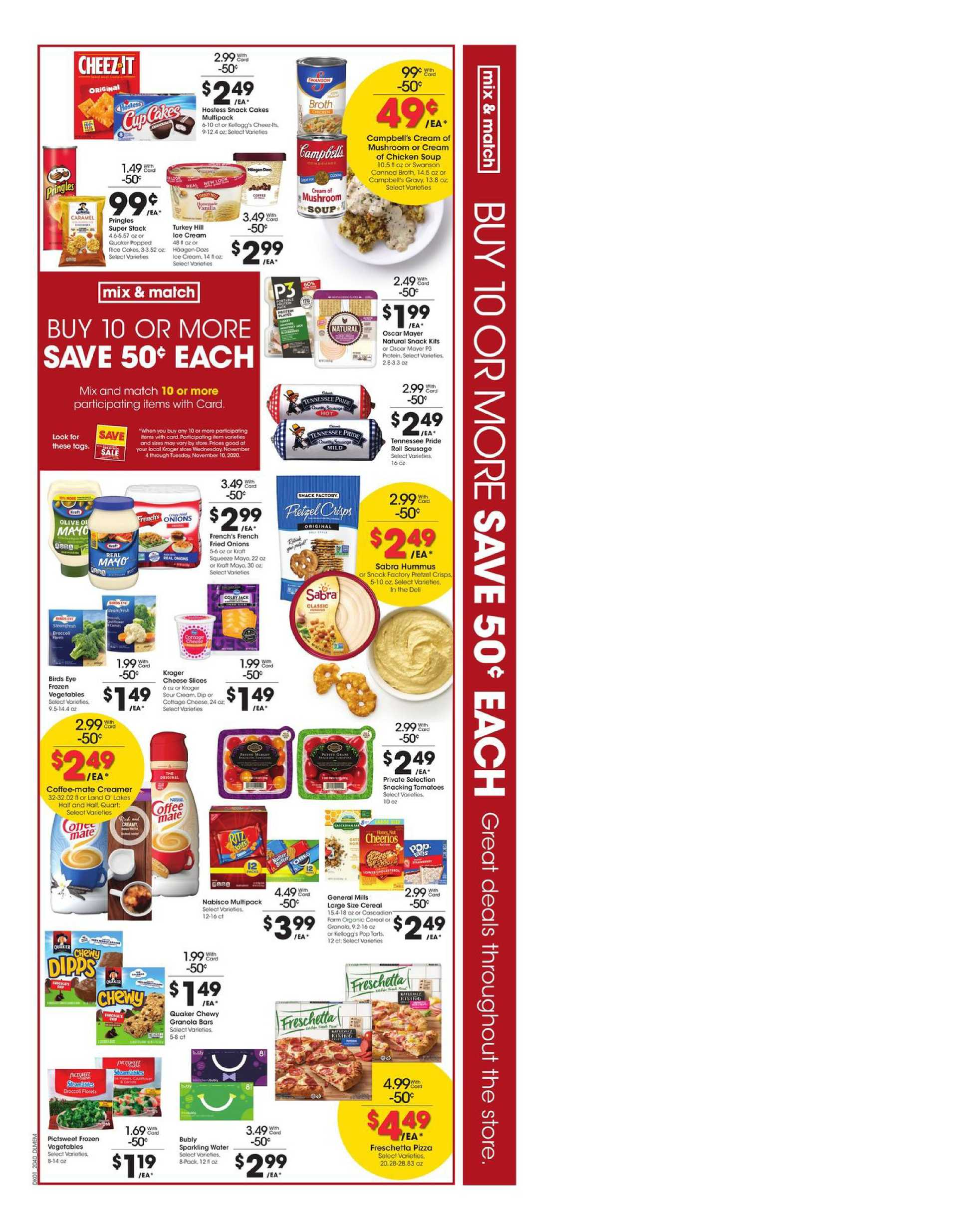 Kroger - deals are valid from 11/04/20 to 11/10/20 - page 2.