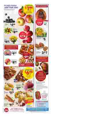 Kroger - deals are valid from 11/04/20 to 11/10/20 - page 7.