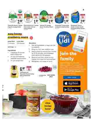 Lidl - deals are valid from 10/30/19 to 12/31/19 - page 9.