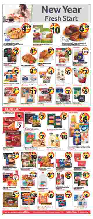 Winn Dixie - deals are valid from 01/01/20 to 01/07/20 - page 6.