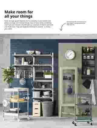 Ikea - deals are valid from 12/01/20 to 08/31/21 - page 34.