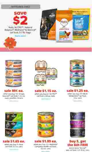 PetSmart - deals are valid from 12/28/20 to 01/31/21 - page 6.