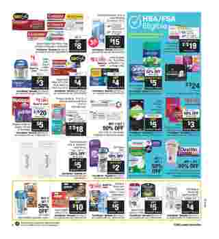 CVS - deals are valid from 11/01/20 to 11/07/20 - page 9.