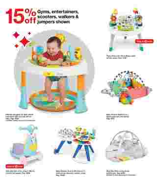 Target - deals are valid from 09/06/20 to 09/12/20 - page 14.