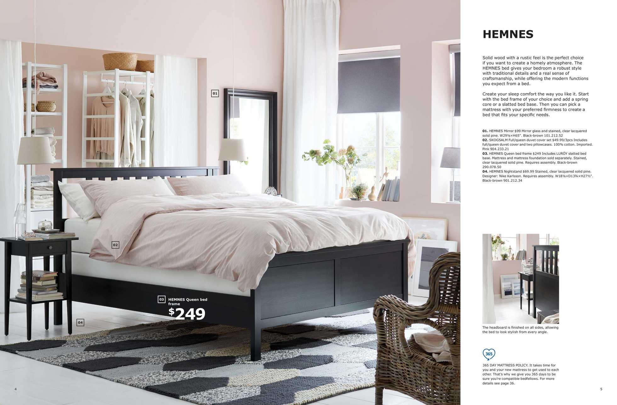Hemnes Bedbank Met 3 Lades.Current Flyer Of Ikea Us Promotons Com