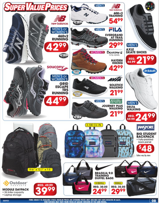 Big 5 Sporting Goods - deals are valid from 08/09/20 to 08/15/20 - page 9.