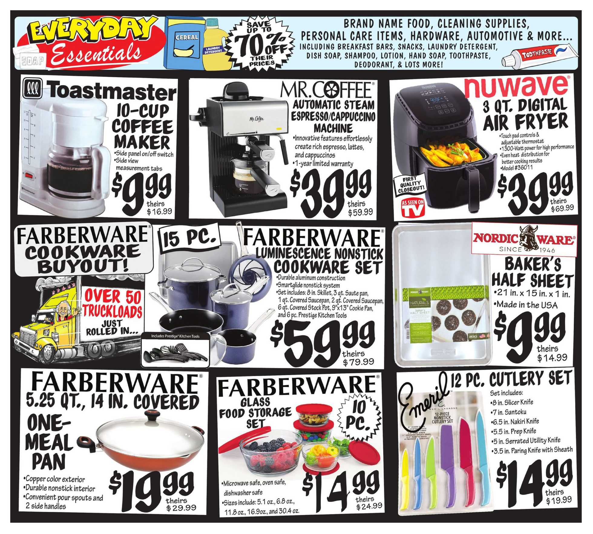 Ollie's Bargain Outlet - deals are valid from 08/27/20 to 09/02/20 - page 3.