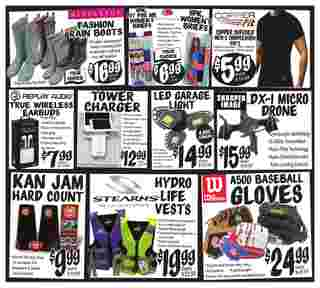 Ollie's Bargain Outlet - deals are valid from 08/27/20 to 09/02/20 - page 7.