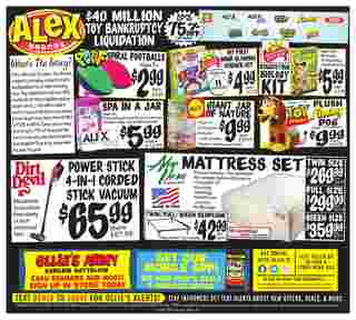 Ollie's Bargain Outlet - deals are valid from 08/27/20 to 09/02/20 - page 8.
