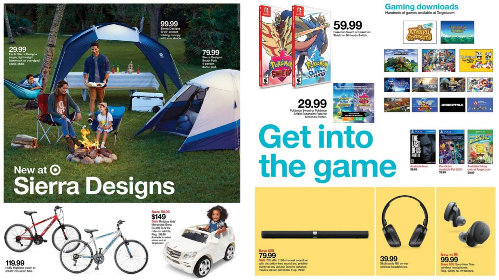 Target - deals are valid from 06/21/20 to 06/27/20 - page 4.