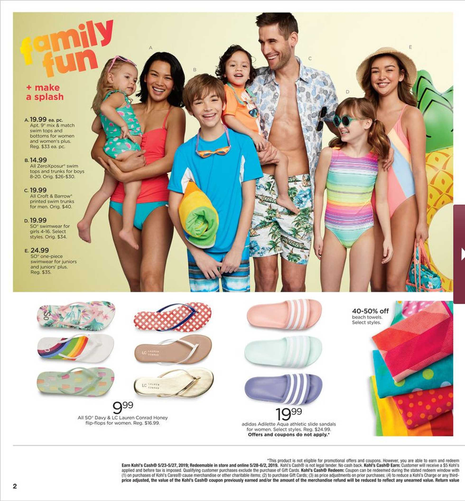 Kohl's - deals are valid from 05/23/19 to 05/27/19 - page 2.