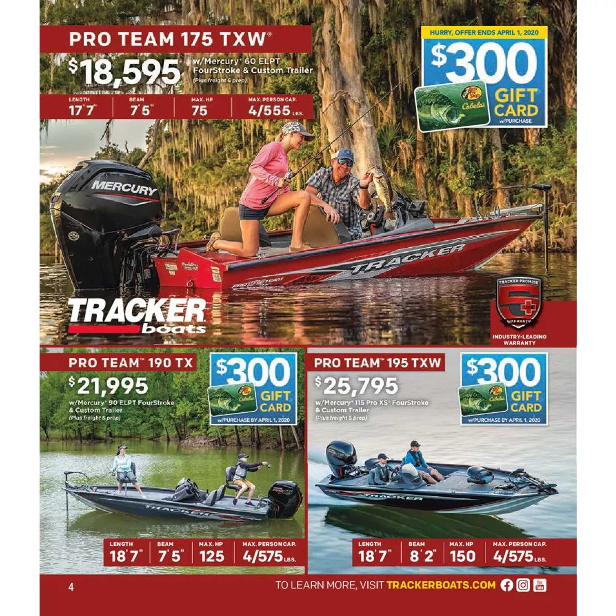 Cabela's - deals are valid from 07/01/20 to 12/26/20 - page 4.
