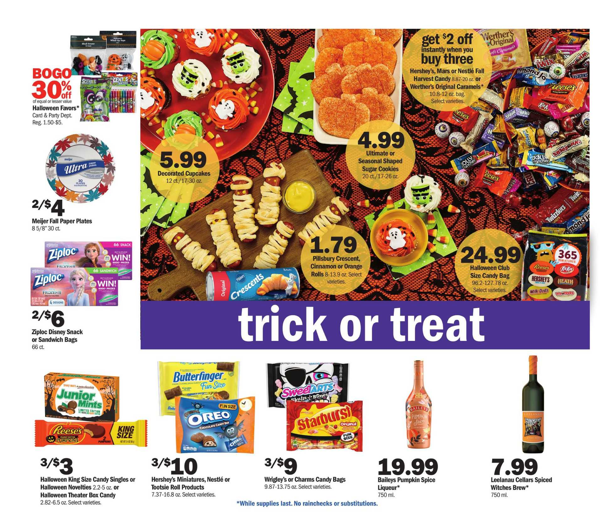 Meijer - deals are valid from 10/13/19 to 10/19/19 - page 2.