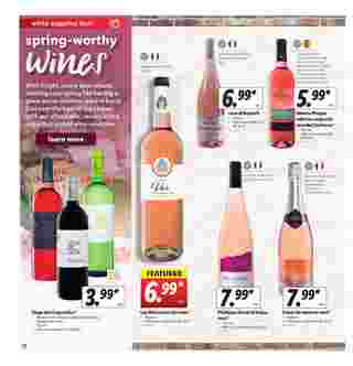 Lidl - deals are valid from 04/01/20 to 04/07/20 - page 12.
