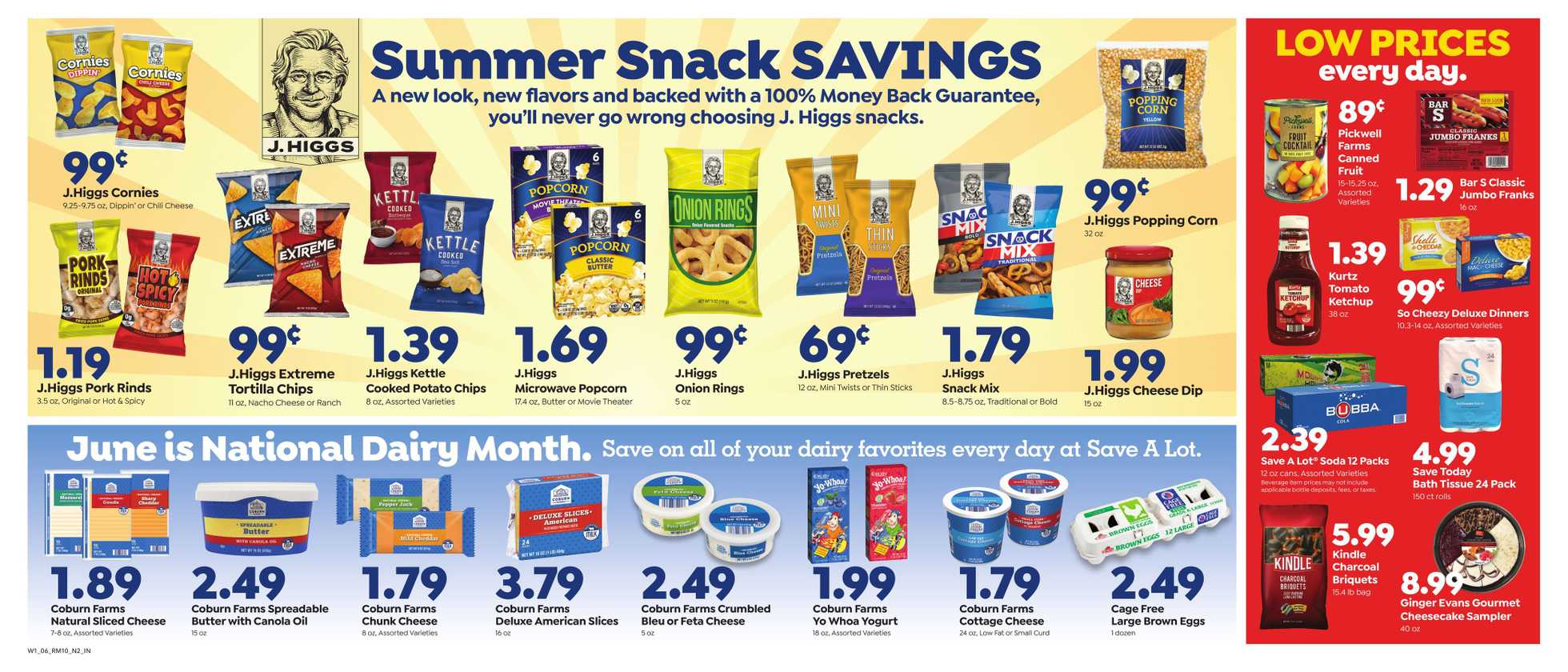 Save-A-Lot - deals are valid from 05/26/19 to 06/04/19 - page 2.