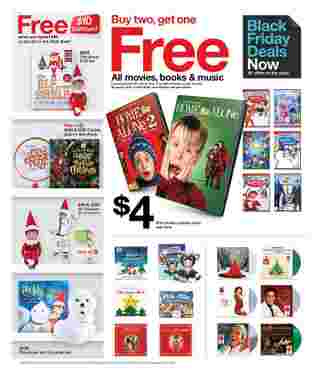 Target - deals are valid from 11/22/20 to 11/28/20 - page 16.