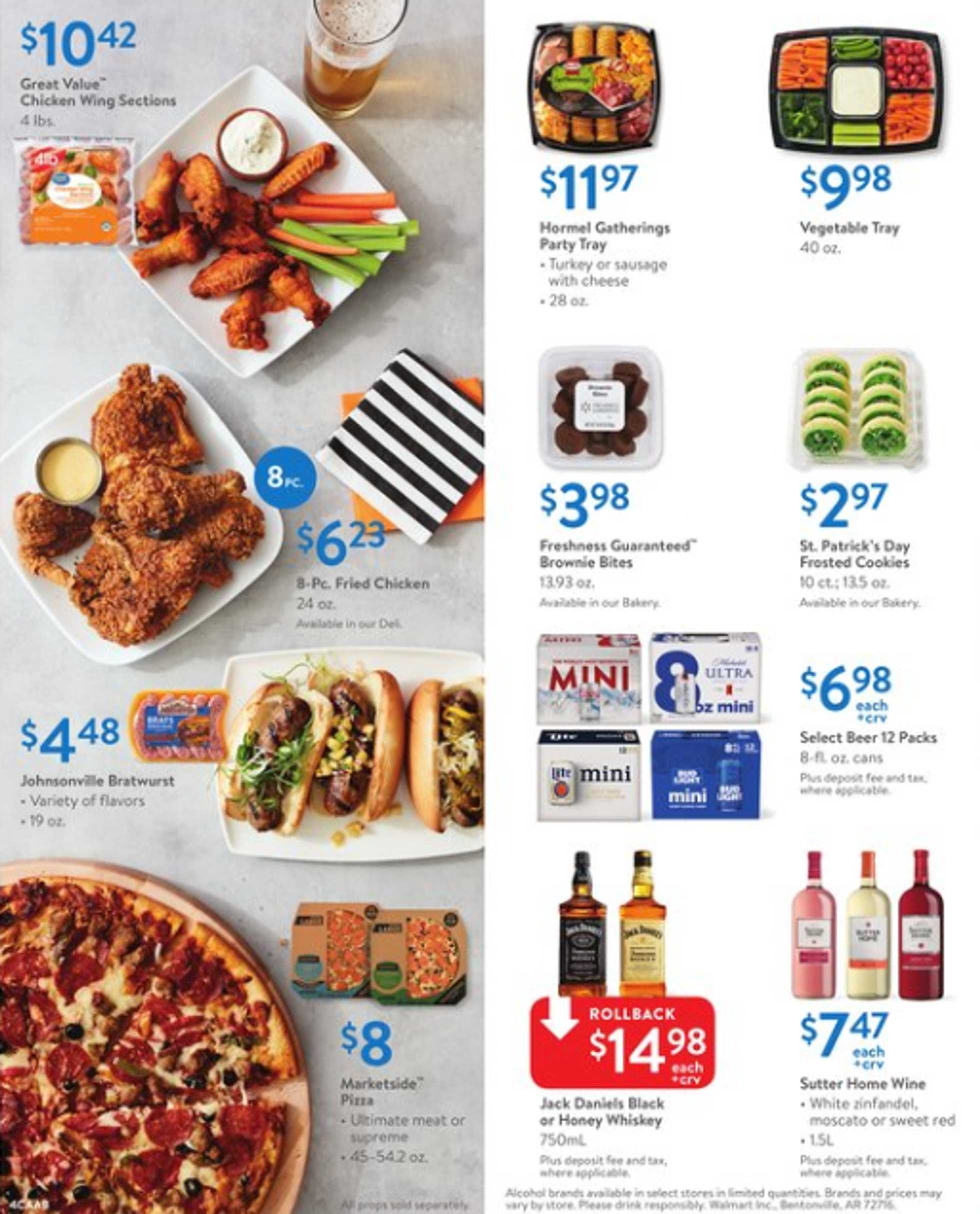 Walmart - deals are valid from 03/01/19 to 03/16/19 - page 3.