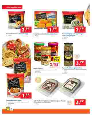 Lidl - deals are valid from 04/24/19 to 04/30/19 - page 16.