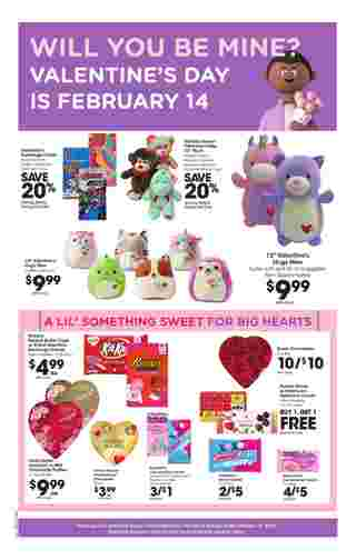 Kroger - deals are valid from 02/05/20 to 02/11/20 - page 7.