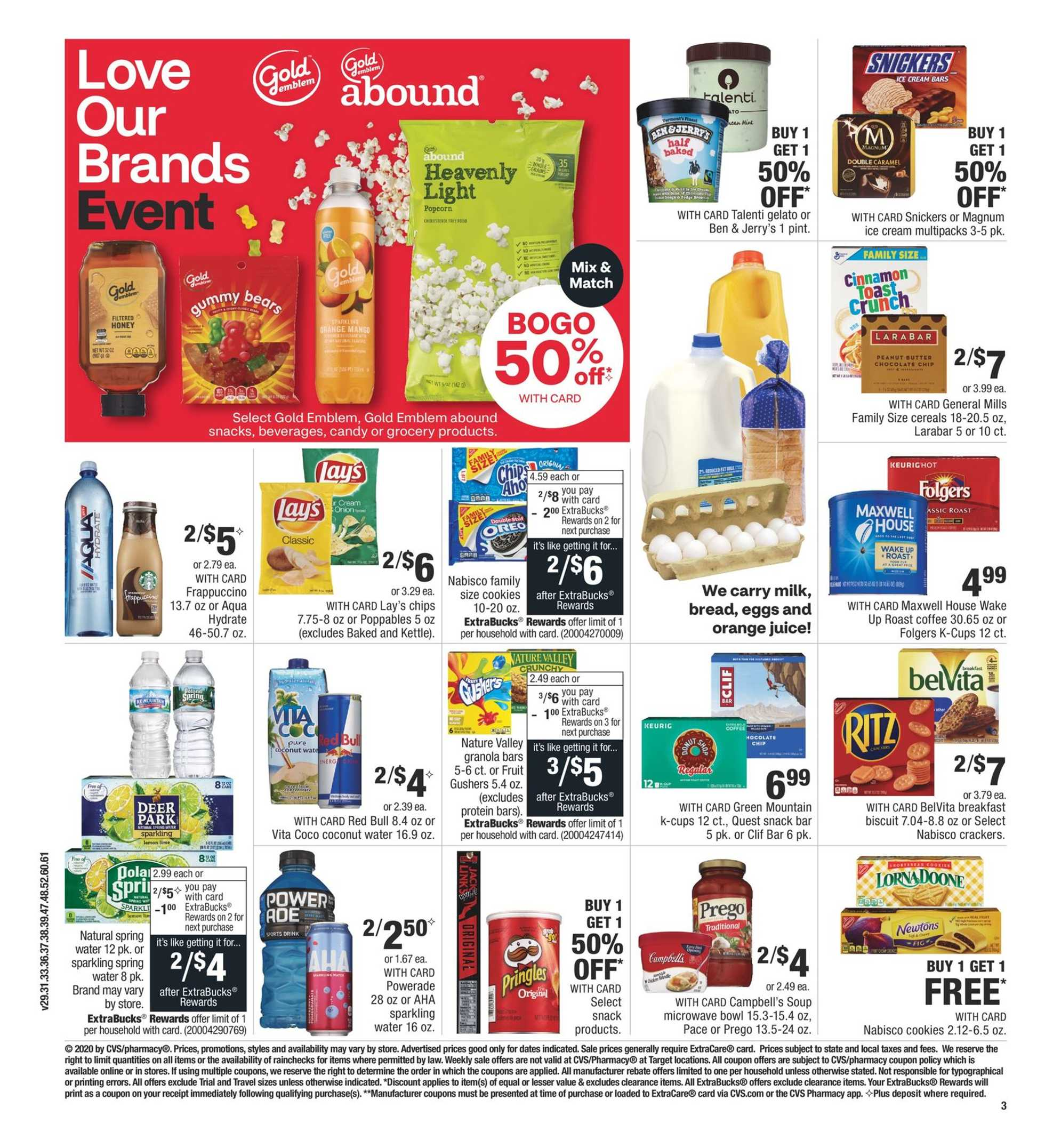 CVS - deals are valid from 10/11/20 to 10/17/20 - page 4.