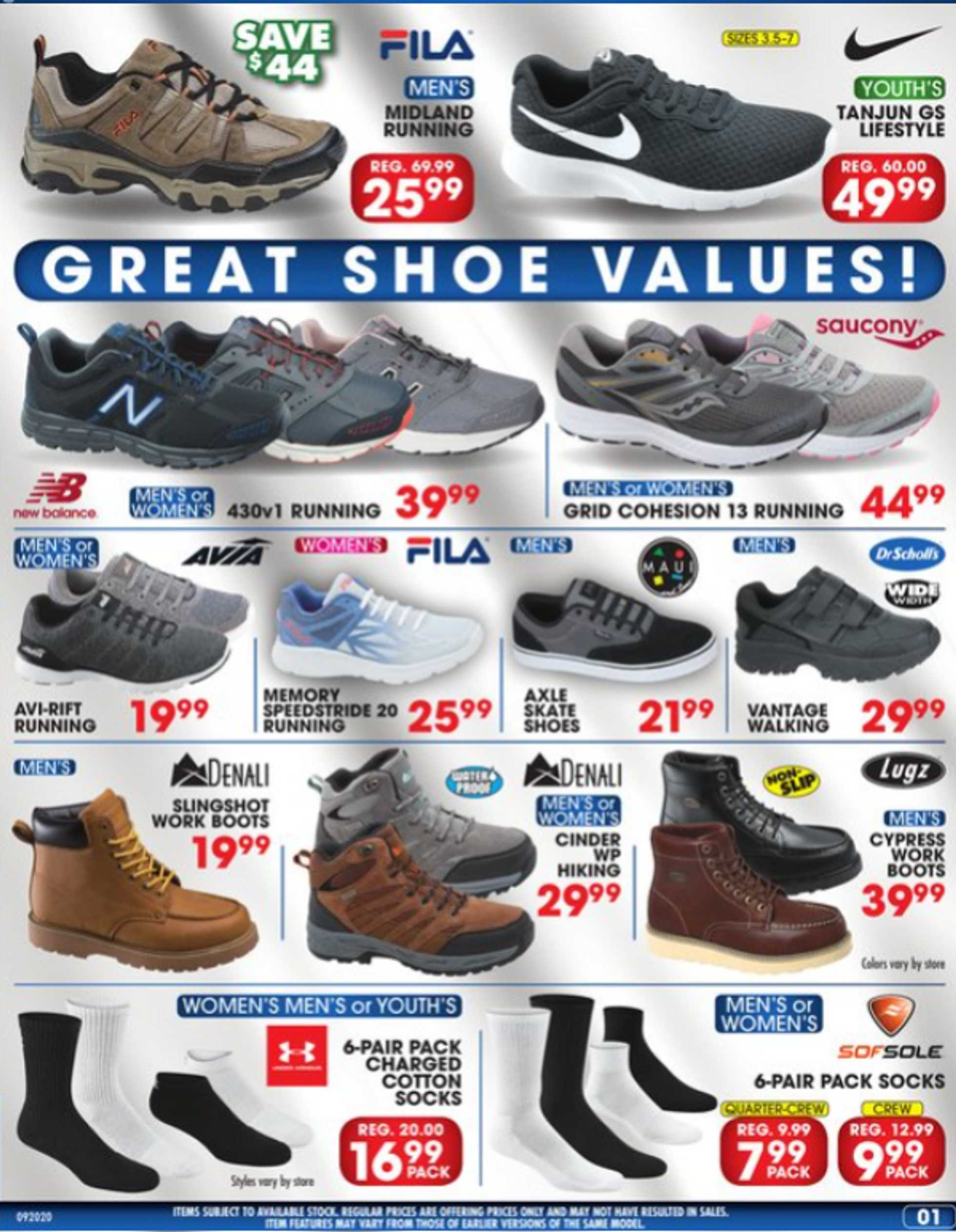 Big 5 Sporting Goods - deals are valid from 09/20/20 to 09/27/20 - page 2.