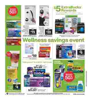 CVS - deals are valid from 01/12/20 to 01/18/20 - page 9.