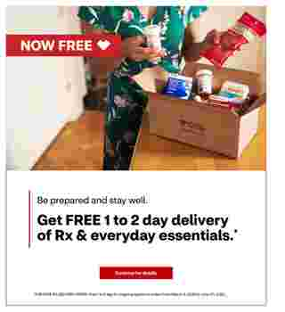 CVS - deals are valid from 06/21/20 to 06/27/20 - page 5.