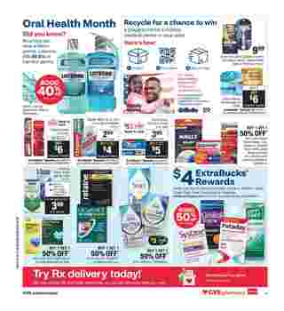 CVS - deals are valid from 06/21/20 to 06/27/20 - page 7.