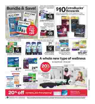 CVS - deals are valid from 06/21/20 to 06/27/20 - page 8.