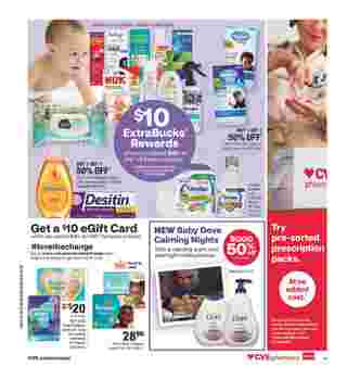 CVS - deals are valid from 06/21/20 to 06/27/20 - page 10.