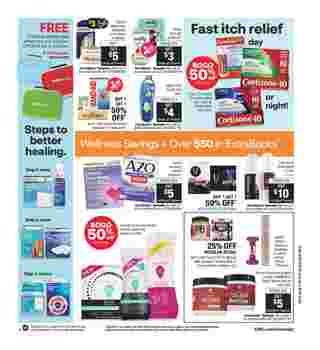 CVS - deals are valid from 06/21/20 to 06/27/20 - page 11.