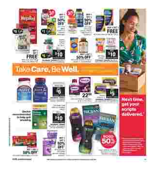 CVS - deals are valid from 06/21/20 to 06/27/20 - page 13.
