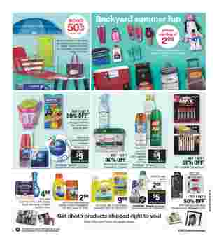 CVS - deals are valid from 06/21/20 to 06/27/20 - page 14.