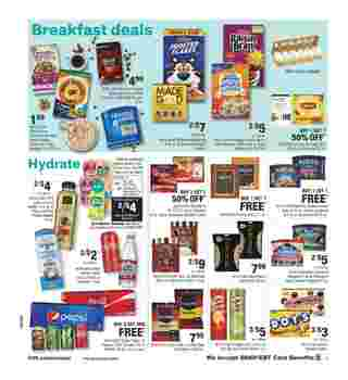 CVS - deals are valid from 06/21/20 to 06/27/20 - page 16.