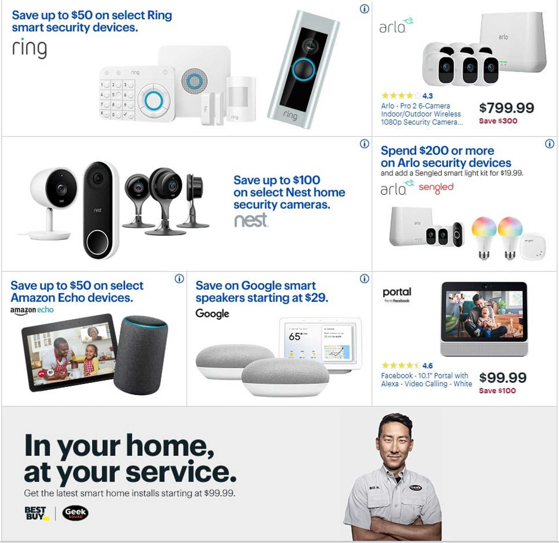 Best Buy - deals are valid from 05/05/19 to 05/11/19 - page 4.