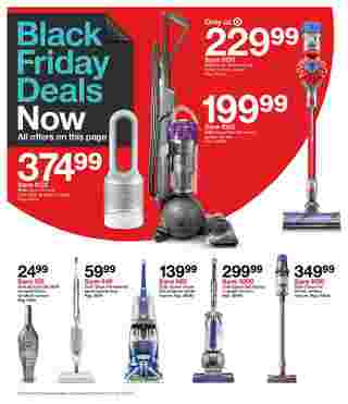 Target - deals are valid from 11/22/20 to 11/28/20 - page 28.