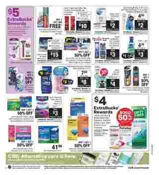 CVS - deals are valid from 07/05/20 to 07/11/20 - page 9.